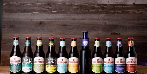 """GB  bierpakket """"De Vrijheid"""""""